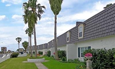 Building, Ocean Palms, 1