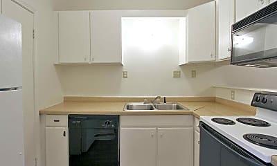 Kitchen, University Village at Walker Road, 1