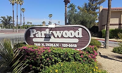 Parkwood Apartments, 1