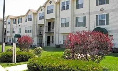 Building, Bridgeport Apartments, 0