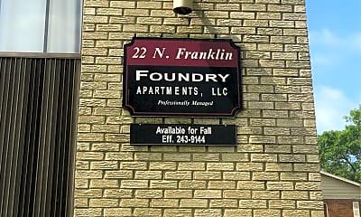 22 N Franklin Street, 1