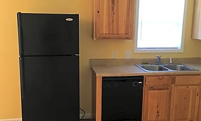 Kitchen, 444 Beaucatcher Rd, 1