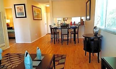 Dining Room, Park Parthenia Properties, 0