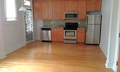 Kitchen, 2527 W Grace St, 1