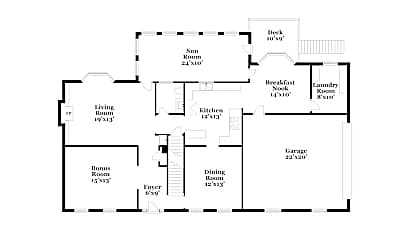 Building, 1384 Rustlewood Ct SW, 1