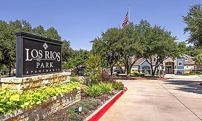 Community Signage, Los Rios, 0