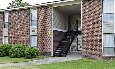 Building, Summertime Apartments, 1