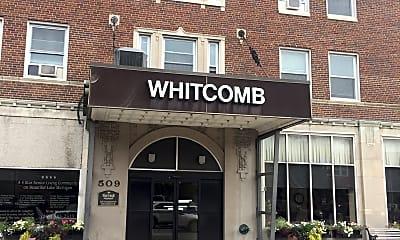 The Whitcomb, 1