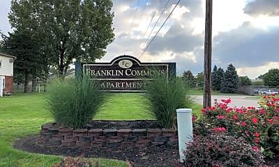 Franklin Commons Apts, 1