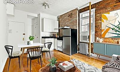 Living Room, 147 Sullivan St 3-A, 1