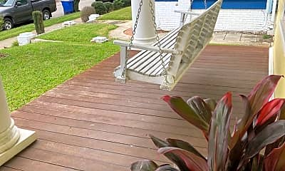 Patio / Deck, 317 63rd St, 1