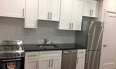 Kitchen, 39a Gramercy Park N 1-C, 1