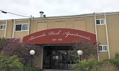 Alameda Park Apartments, 1