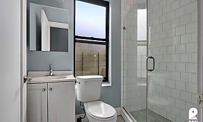 Bathroom, 1731 Pitkin Ave #2B, 2