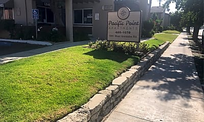 Pacific Point Apartments, 1