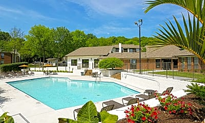 Pool, The Knolls, 1