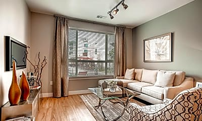 Living Room, Ovation Apartment Homes, 1