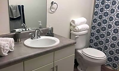 Bathroom, 3220 North, 2