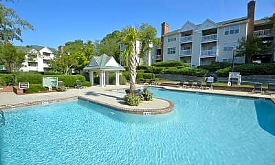Greenbrier Apartments, 0