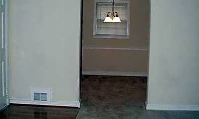 Bedroom, 805 S Irving St, 1