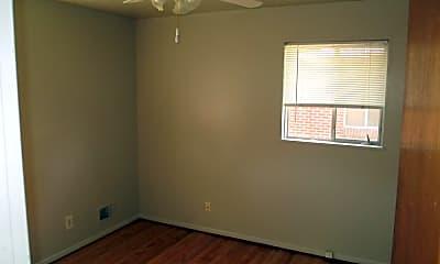Bedroom, 2476 S. York St., 2