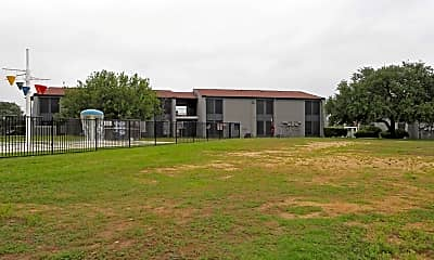 Building, Serrano Ranch, 1