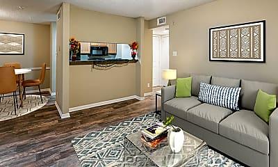 Living Room, Promenade at Valley Ridge, 0