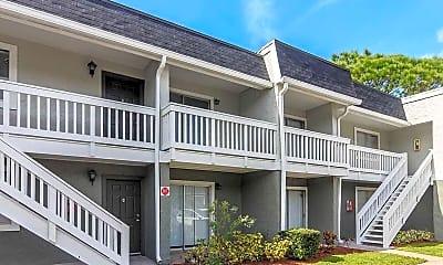 Patio / Deck, River Pointe Apartment Homes, 0
