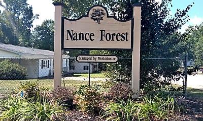 Nance Forest Apts, 1