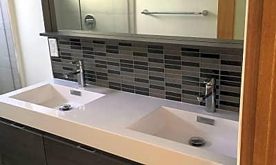 Bathroom, 1121 N Sweetzer Ave unit 5, 2