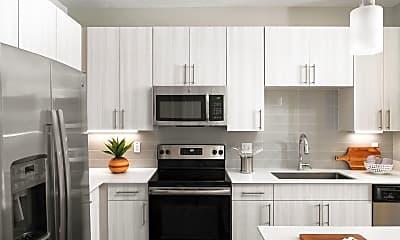 Kitchen, Bainbridge Nona Place, 1