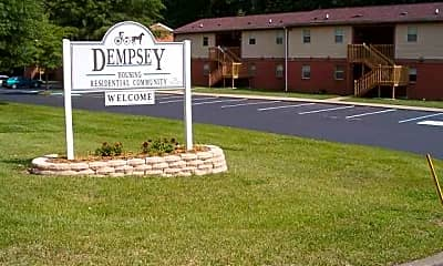Dempsey Housing, 1