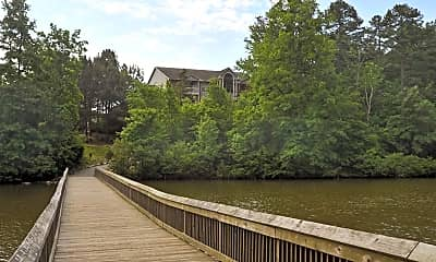 Building, Cumberland Cove Apartments, 0