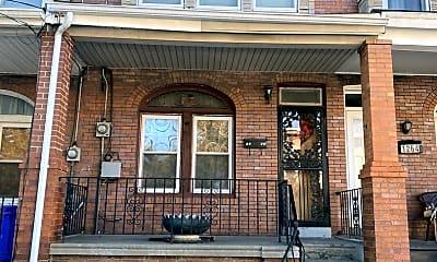 Building, 1266 Lansdowne Ave, 0