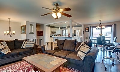 Living Room, 555 NW Fairhaven Dr, 1