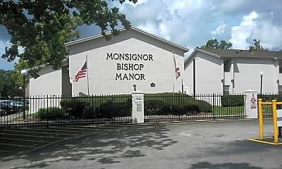 Monsignor Bishop Manor, 1