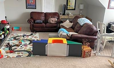 Living Room, 5400 Louisiana Ave, 2