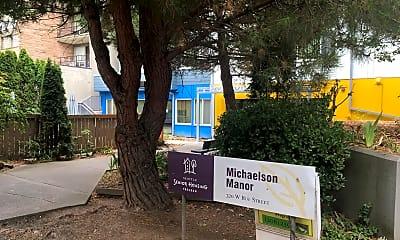 Michaelson Manor, 1