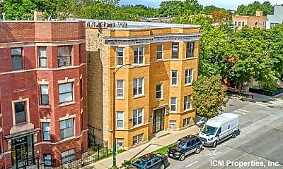 Building, 1022 N Damen Ave., 2