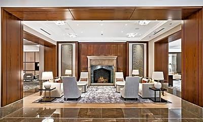 Living Room, 435 N Michigan Ave 814, 1