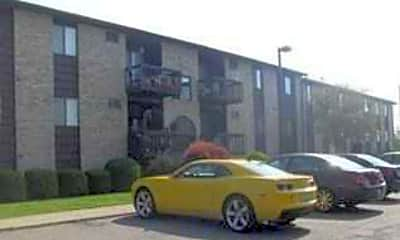 Building, Fernwood Terrace Apartments, 1