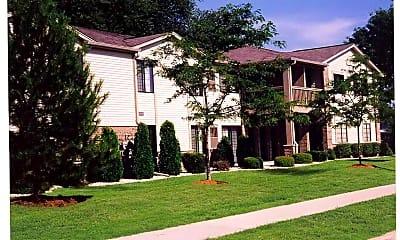 Building, Lakeview Village Apartments, 0