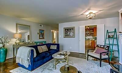 Living Room, 4620 N Park Ave 511E, 0