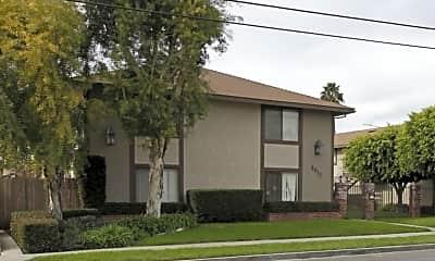 Building, Kingman Apartments, The, 1