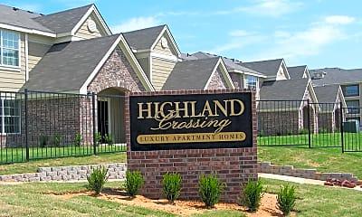 Community Signage, Highland Crossing, 0