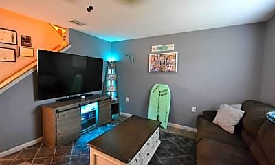 Living Room, 1336 Violet St, 1