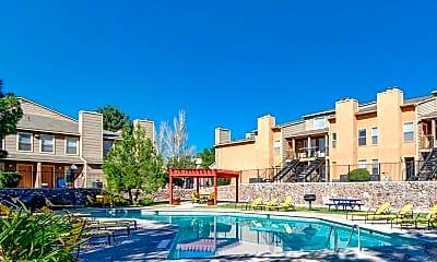 Pool, Indian Springs, 0