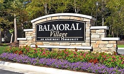Balmoral Village, 1