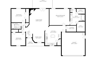 Building, 5087 Cassia Dr, 2
