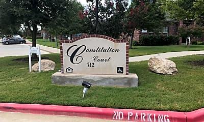 Constitution Court Apartments PH II (Copperas Cove TX), 1